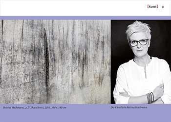 Bettina Hachmann Presse Kataloge